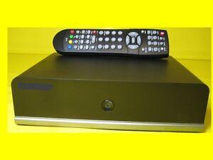 Media-Recorder(Player)/500GB/W-LAN/NAS-Festplatte/Kartenleser/ Internet-Radio