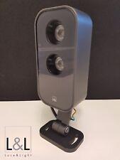 Luce & Light 9W 3000K IP66 Siri 1.0, colour Anthracite - RRP £372.41