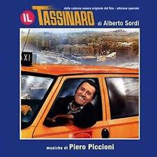 Piero Piccioni: Tassinaro, Il (New/Seal CD) Alberto Sordi