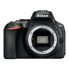 "Nikon D5600 Body 24.2mp 3.2"" DSLR Digital Camera Brand New Agsbeagle"