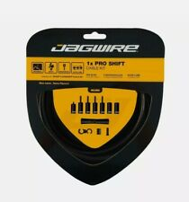 Jagwire Pro Shift Kit Gear Cable Set BLK