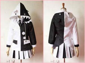 Anime Danganronpa Super Dangan Ronpa monokuma Dress Skirt Cosplay Costume
