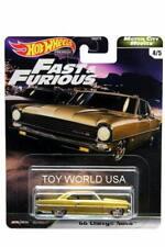 2020 Hot Wheels Fast & Furious Motor City Muscle #4 '66 Chevy Nova