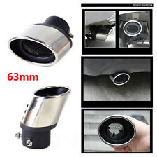 High Quality Stainless Steel Exhaust Tail Pipe Tip Tail Throat for Universal Car