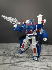 transformers war for cybertron ultra magnus-100% Complete
