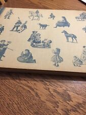 Currier and Ives' America, Edited by Colin Simkin, 1952, 80 Full Color Prints