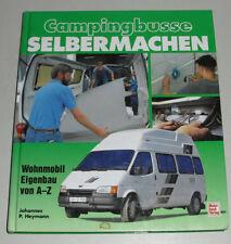 Wohnmobil-Eigenbau-Anleitung für Mercedes 207 307 T1, Ford Transit, VW LT + T4