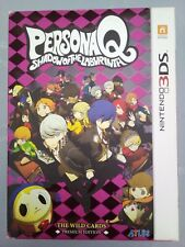 Persona Q-The Wild Cards Premium Edition (3 DS)