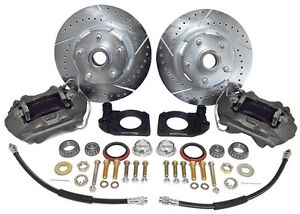 1964-67 FORD MUSTANG FRONT DISC BRAKE CONVERSION KIT