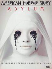American Horror Story -Stagione 2- Asylum 4DVD  - ITALIANO ORIGINALE SIGILLATO -