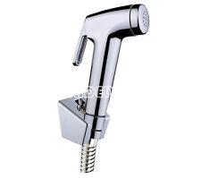 Toilet Handheld Bidet Chrome Sprayer spray Douche kit Shattaf Shower