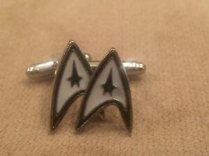 Star Trek Starfleet CommandCuffLinks