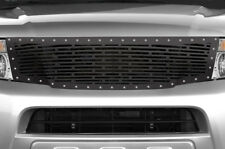 Custom Grille Steel Aftermarket Grill Kit for Nissan Pathfinder 2008-2011 Black