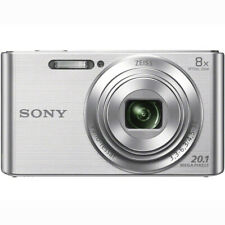 Sony DSC-W830 Cyber-shot 20.1MP 2.7-Inch LCD Digital Camera - Silver