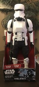 """Jakks Pacific 09685 Star Wars Rogue One 18/"""" Imperial Hover Tank Driver EX//Box"""