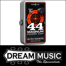 Electro Harmonix EHX 44 Magnum Power Amp Guitar Effects FX Pedal RRP$399