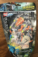 LEGO HERO FACTOY INVASION FROM BELOW 113 Pieces Never Opened