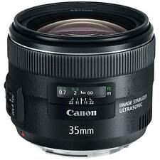 Canon EF 35mm F/2 IS USM Wide Angle Lens Agsbeagle
