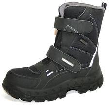 Chaussures noirs moyen pour garçon de 2 à 16 ans pointure 25