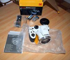 Kodak AZ401 16.15MP Digital Camera - White