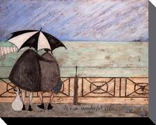 Sam Toft (IT'S A WONDERFUL LIFE) SCATOLA TELA art print 40 cm x 50 cm