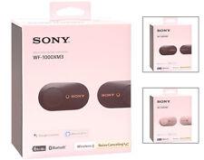 Sony WF-1000XM3 True inalámbrico con cancelación de ruido In-Ear Auriculares negro/plata