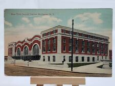 (PC) New York Central Station, Rochester, N. Y.*Combined Shipping Available*