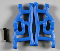 RPM Blue Front Suspension A-Arms for Bandit, Nitro Rustler, N Stampede, N Sport
