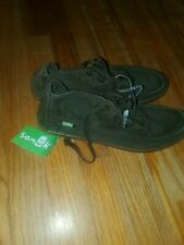 New~  Sanuk Women's Vee K Shawn Chukka Boot Demitasse Size US 9 Shoes