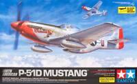 Tamiya 60322 1/32 Model Aircraft Fighter Kit North American P-51D Mustang