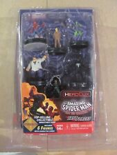 Amazing Spider-Man and His Greatest Foes Marvel Heroclix Fast Forces 6 Figures