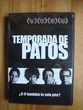 TEMPORADA DE PATOS natalia lafourcade FERNANDO EIMBCKE brand new region code 1&4