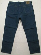 MENS WRANGLER 85900DW STRETCH JEANS MEASURE SIZE 40 X 32