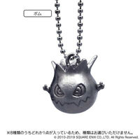 Final Fantasy XIV FF 14 Bomb Keychain Minion Metal Charm SQUARE ENIX 2019