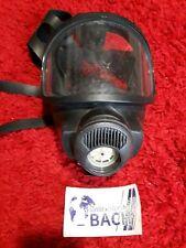 MSA Auer 3S Maske Atemschutzmaske Gasmaske Atemschutz Schutzmaske CSA