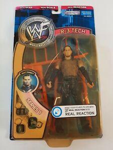 Matt Hardy Series 1 R-3 Tech R3 WWE WWF Wrestling Action Figure Jakks Boxed