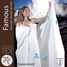 Centa Star Famous Leicht Decke 200x220 cm 1. Wahl 0296.00 Sommerdecke Sommerbett