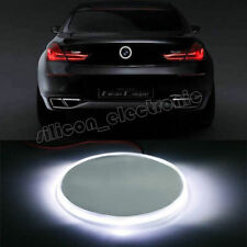 82mm Brilliant White Emblem LED Background Light For BMW 640i 530d M235i xDrive