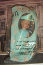 MADAME ALEXANDER DOLL WENDY AS  PRINCESS JASMINE MCDONALDS  NEW N BAG  #1  2004