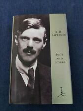 Sons and Lovers by D. H. Lawrence 1997 1st Printing Modern Library Edition HCDJ