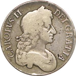 1679 Crown Charles II