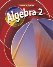 Glencoe McGraw-Hill Algebra 2 by Mcgraw-Hill / Holliday