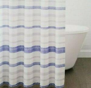 "Croscill Zoey Fabric Shower Curtain 72"" x 72"" NIP"