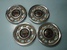 Set of (4) Mopar Wheel Rim Hub Cap Hubcap 2944082 1969-1971 Dodge Polara Coronet