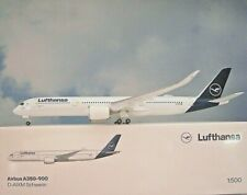 Herpa Wings 1:500  Airbus A350-900  Lufthansa D-AIXM  532983  Modellairport500