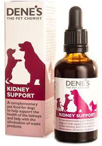 Denes Kidney Support Dogs Detox Health Herbal 50ml