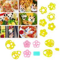 DIY Sushi Mold Onigiri Rice Ball Food Press Triangular Kitchen Bento Accessories