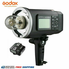 Godox Witstro AD600BM Flash Light Speedflash With Trigger For  Nikon Sony Canon