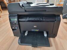 HP Jet Pro 100 MFP Multifunktion-Laserdrucker (CE865A#B19)