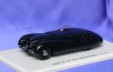 JAGUAR XK120 JABBEKE RECORD CAR 1953 SPARK S2114 1:43 FINE RESIN MODEL
